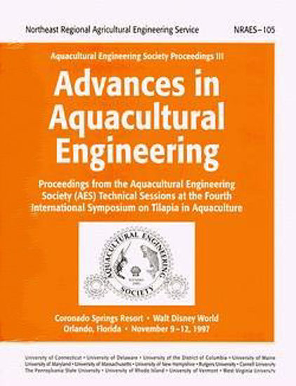 Picture of Advances in Aquacultural Engineering