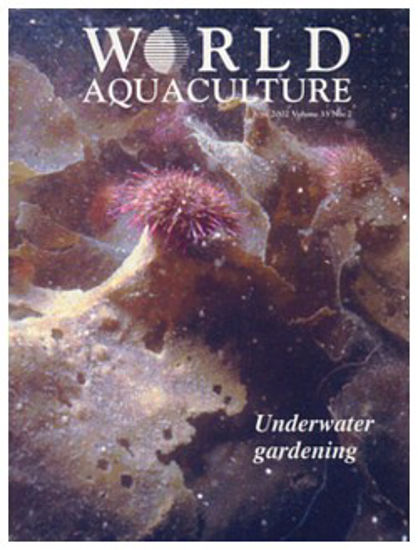Picture of WORLD AQUACULTURE , the magazine Library and non-member subscriptions (Non US Addresses)